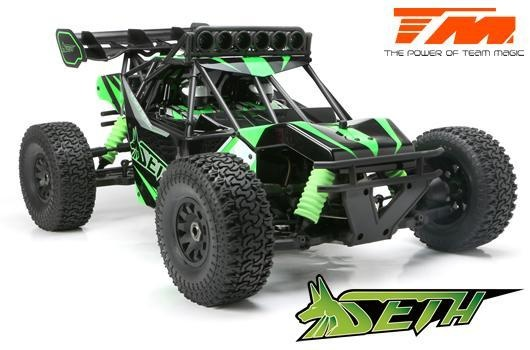Team Magic SETH 4WD Desert Truck Elektro 2200kv Brushless