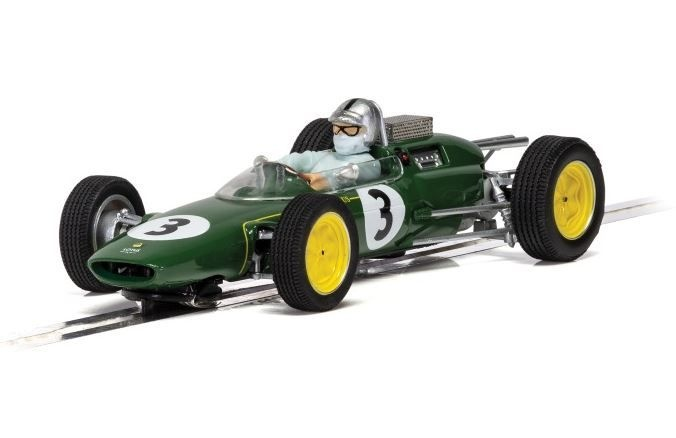 Scalextric 1:32 Lotus 25 Monaco GP 1963 Brabham HD