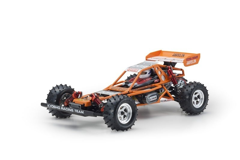 Kyosho Javelin 4WD Kit Legendary Series Bausatz 1:10