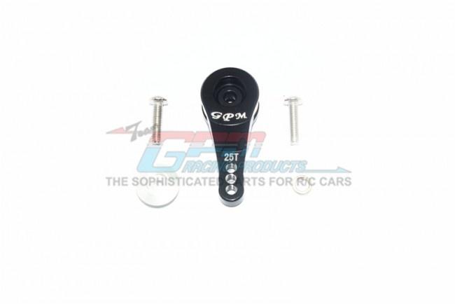 GPM aluminium 25t servo horn w. built-in spring (3
