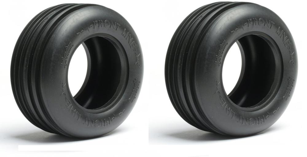 HPI Front Line Reifen (2.2in/102x53mm), 2 St.