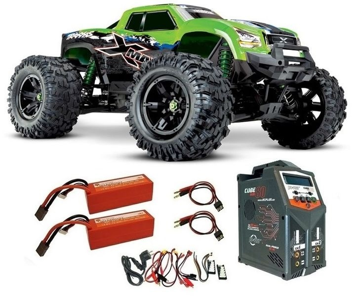 Traxxas X-Maxx 4x4 E-Monstertruck BL TQi2.4GHz TSM 8S VXL+