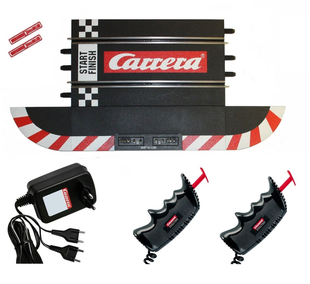 Carrera Evolution Anschlussset