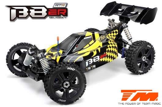 Team Magic B8ER 4WD Electric Buggy 4S Brushless Gelb/Schwarz
