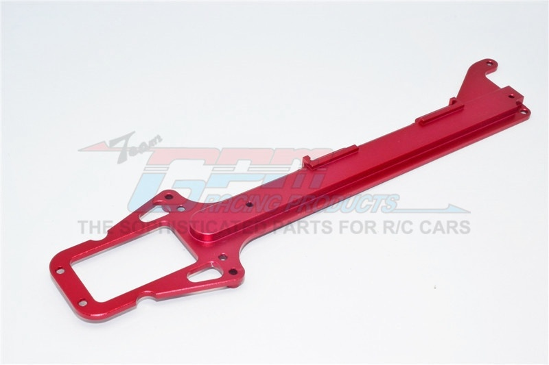 GPM aluminum upper chassis plate - 1PC for Traxxas LaTrax