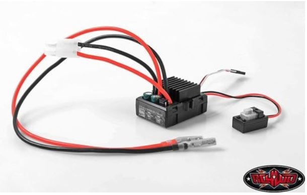 RC4WD Outcry II waterproof ESC