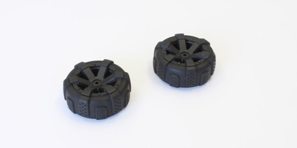 Kyosho NeXXt Reifen und Felgensatz 1:10 (2)