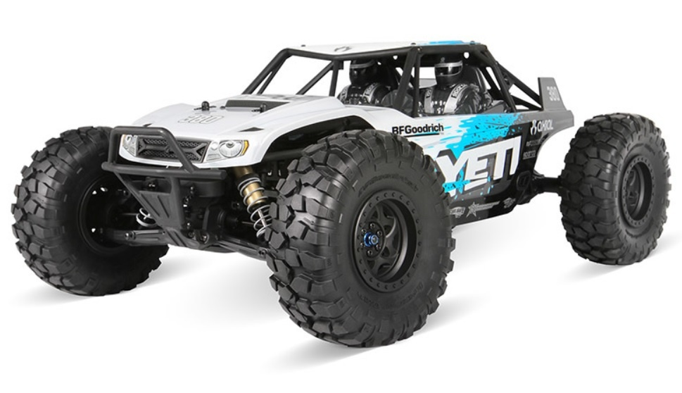 Axial Yeti 4WD Rock Racer BL 2.4GHz RTR 1:10