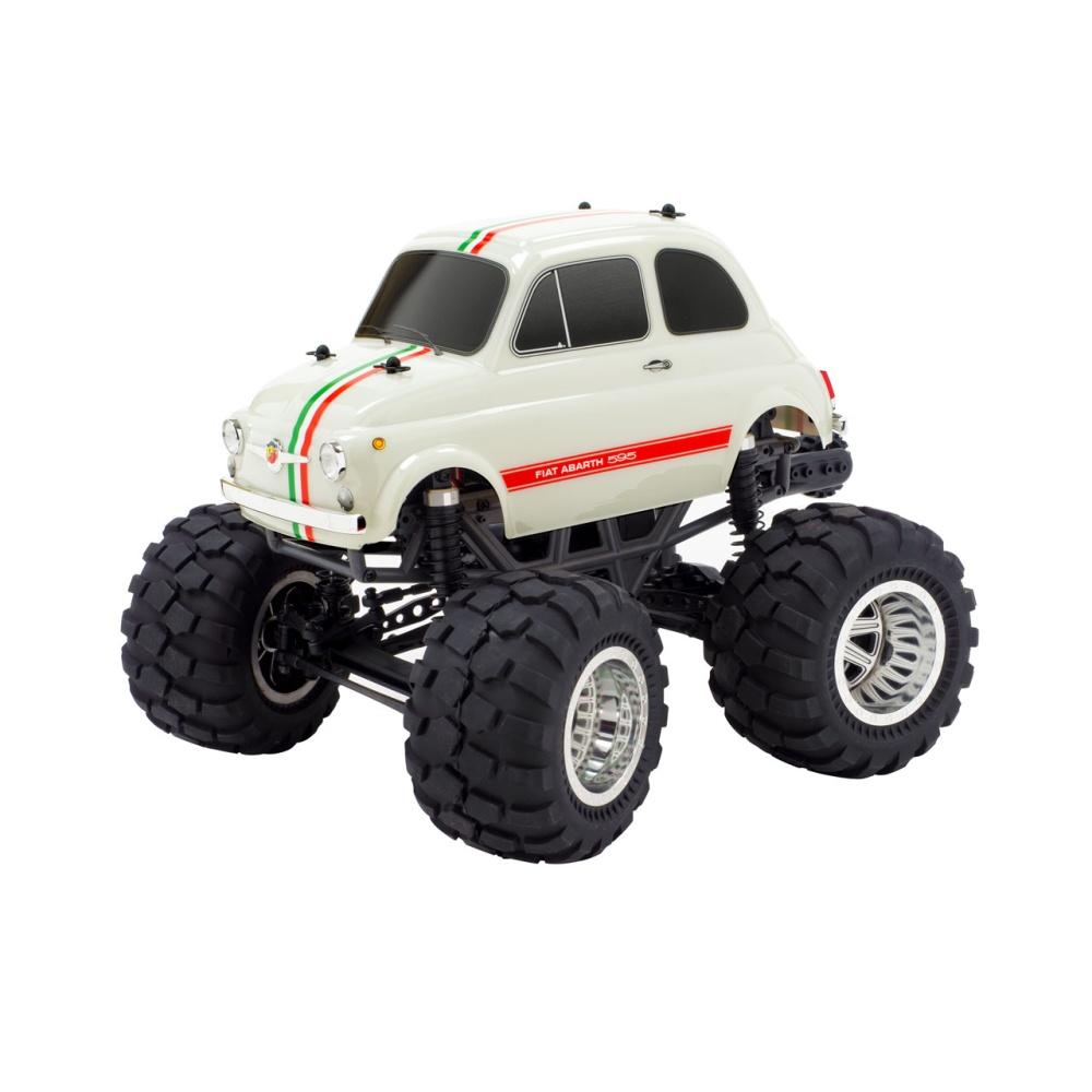 CEN Fiat Abarth 595 Monster Truck 2WD RTR 1:12