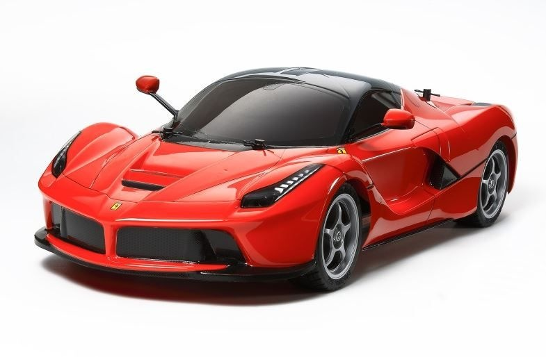 Tamiya RC Ferrari LaFerrari TT-02 Bausatz 1:10