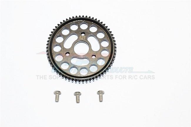 GPM steel spur gear (62T) - 1PC set