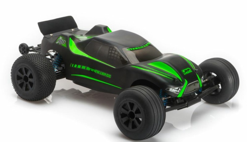 LRP S10 Twister 2 Extreme-100 BL 2WD Truggy 2.4GHz RTR 1:10