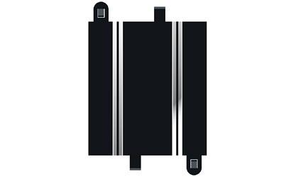 Scalextric SPORT Gerade 175mm (2) 1/2