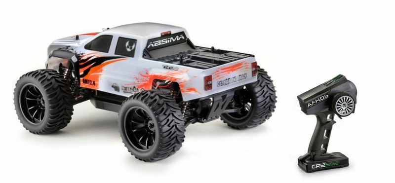 Absima EP 4WD Brushless Truck AMT2.4BL RTR 1:10