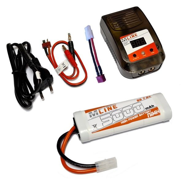 MLine Smart Charger AC 20W 3A --SPARSET-- inkl.