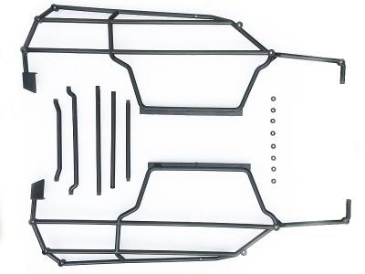 Thunder Tiger K-ROCK Überroll-Käfig Kunststoff Set