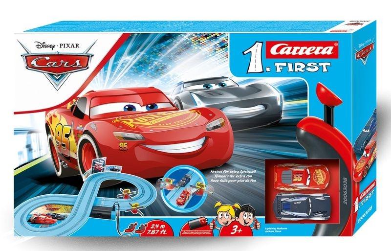 Carrera FIRST Disney·Pixar Cars - Power Duell