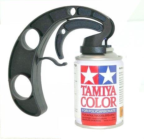 MLine Sprühgriff für Tamiya Sprühfarben