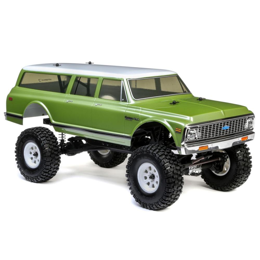 Vaterra 1972 Chevy Suburban Ascender-S 4WD 2.4GHz