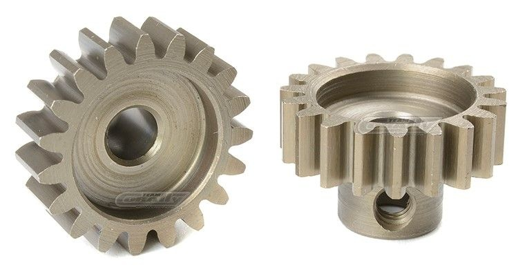 Team Corally - M1.0 Motorritzel - Stahl gehärtet - 19 Zähne
