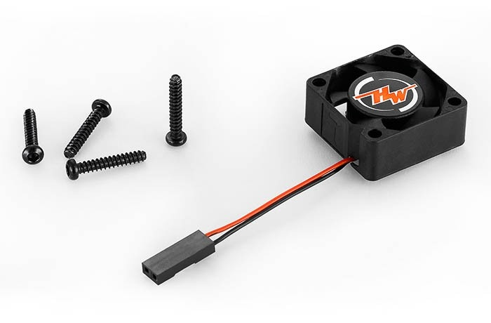 Hobbywing Lüfter f. Xerun 120A und V2.1 25x25x10mm