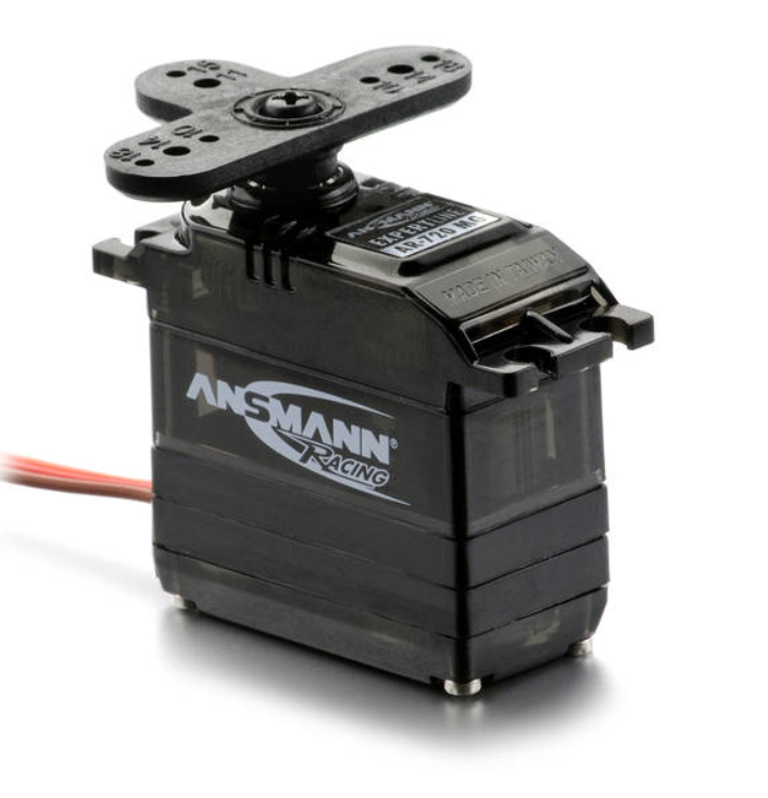 Ansmann Ex-Super-Strong Servo AR 720-MG-BB