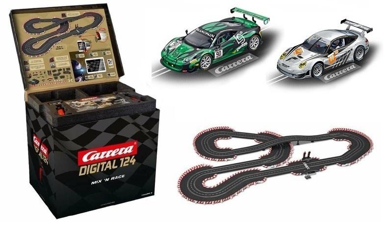 Carrera Dig. 124 Mix n Race Volume 2 Modern Cars 2