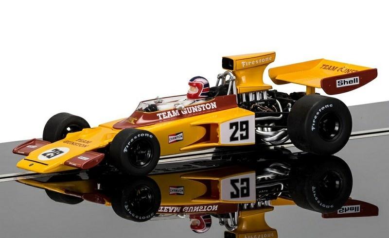Scalextric 1:32 Legends - Lotus 72 Gunston 1974 #29