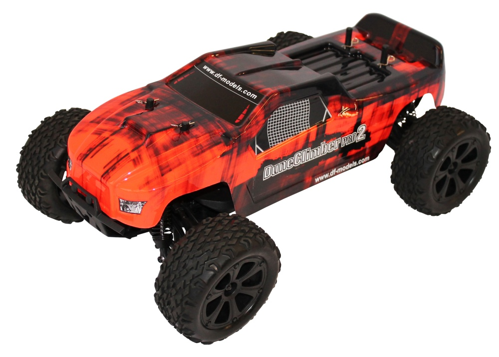 DF-Models Karosserie DuneClimber Pro2