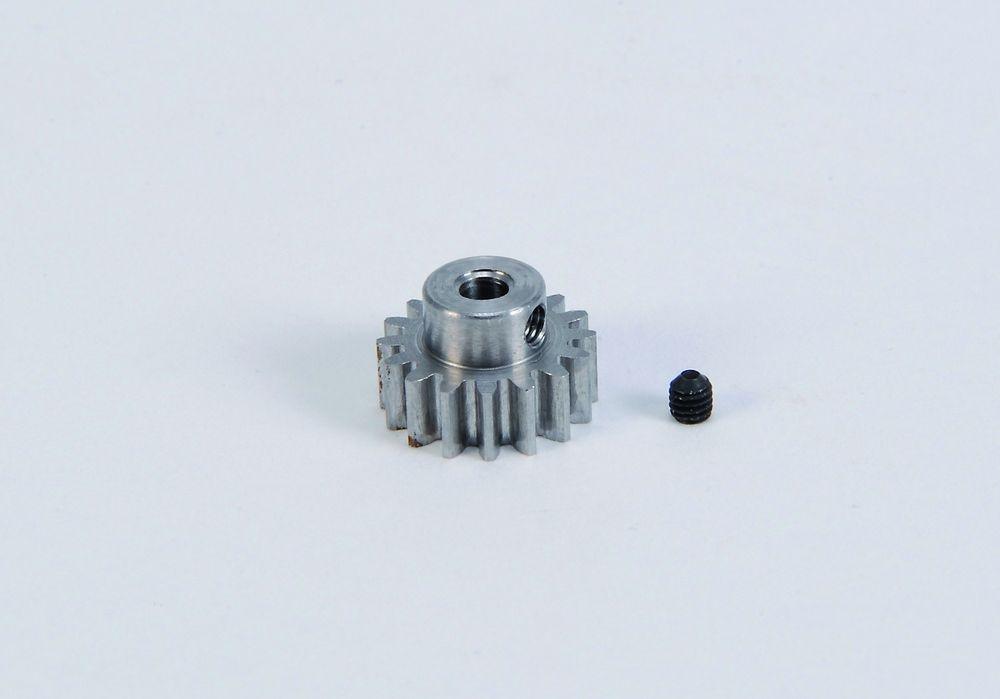 Carson Motorritzel 16Z M0,8 Stahl gehärtet