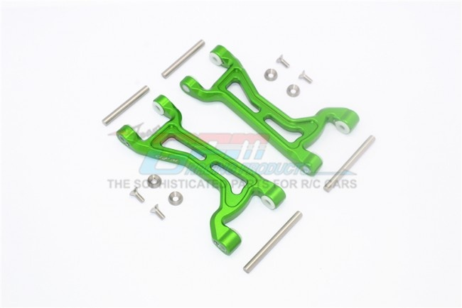 GPM ALUMINIUM FRONT / REAR UPPER ARMS -14PC SET