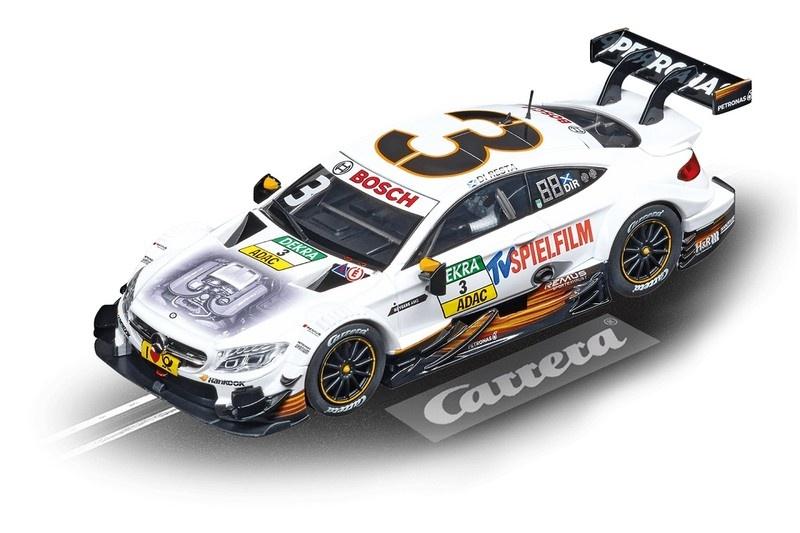 Carrera Evolution Mercedes-AMG C 63 DTM P.Di Resta, No.3