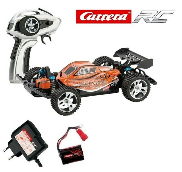Carrera RC Profi Copper Maxx 4WD Buggy 2.4GHz RTR 1:18
