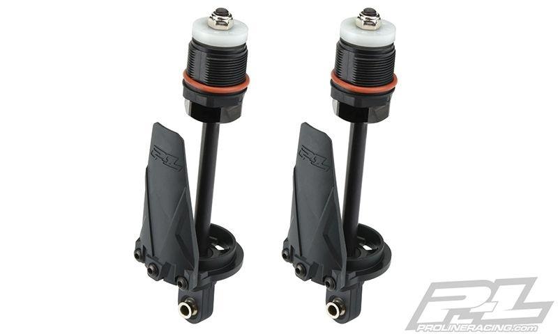 Pro-Line Powerstroke HD Dämpfer-Kolbenstangen für TRAXXAS