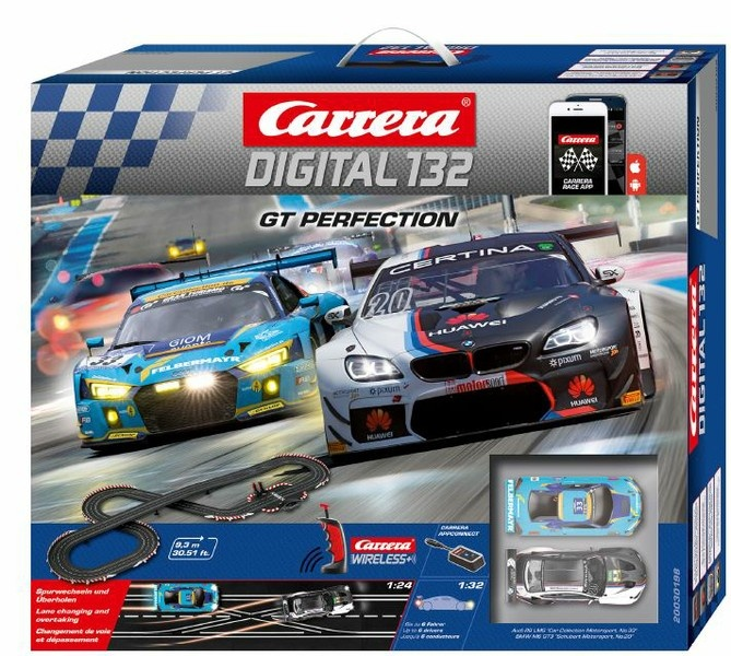 Carrera Digital 132 GT Perfection