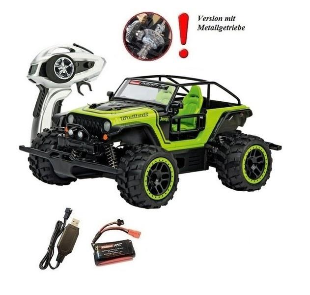 Carrera RC Jeep [R) Trailcat -PX-  Carrera (C) Profi (C)