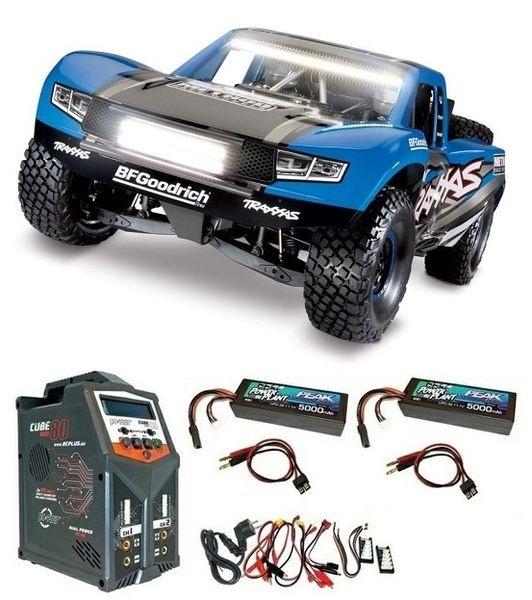 Traxxas Unlimited Desert Racer 4x4VXL TRAXXAS-Edit. 4WD Pro-
