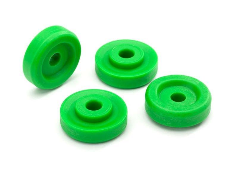 Traxxas Felgen-Scheiben grün (4)