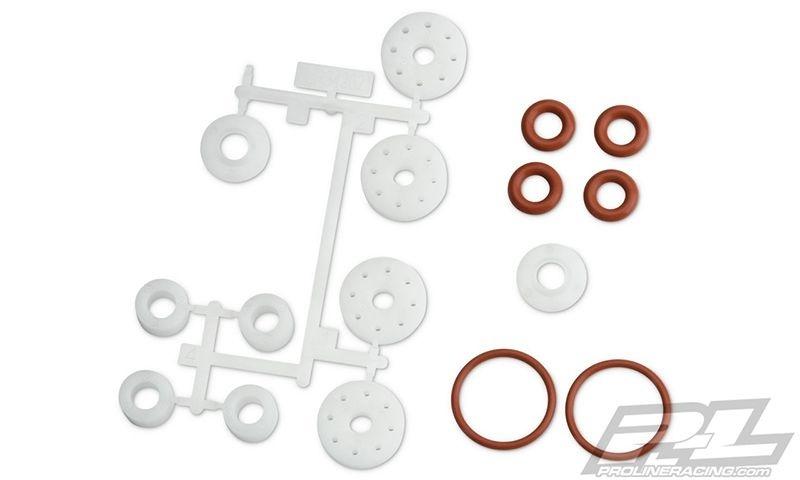 Pro-Line Powerstroke HD Dämpfer-Dichtungen Ersatz für