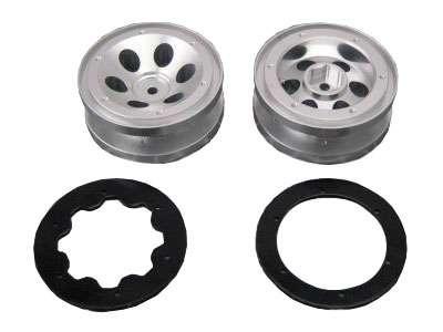 Amewi 48.2mm CNC Felgen, D90 1:10 (2)