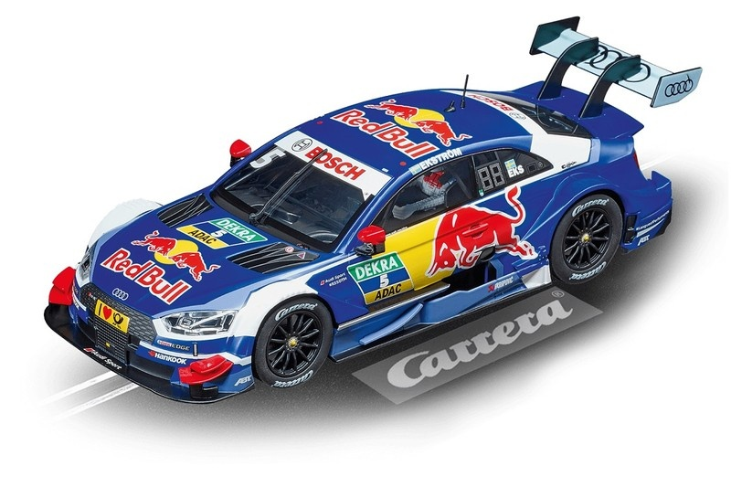 Carrera Digital 124 Audi RS 5 DTM M. Ekström, No. 5
