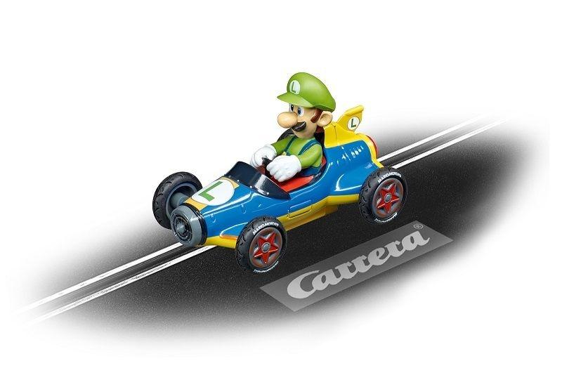 Carrera Go!!! Nintendo Mario KartT Mach 8 - Luigi