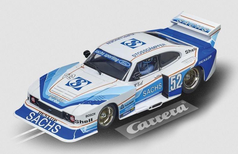 Carrera Digital 124 Ford Capri Zakspeed Turbo