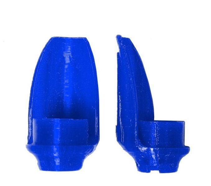 JS-Parts ultraflex Kolbenschützer blau für