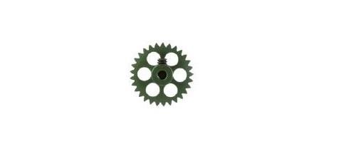 NSR AW Gear/Zahnrad 29T 16.8mm NSR PALE GREEN