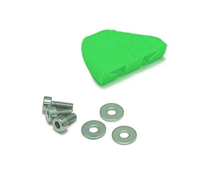 JS-Parts Lufthutze für Arrma Kraton V4 grün