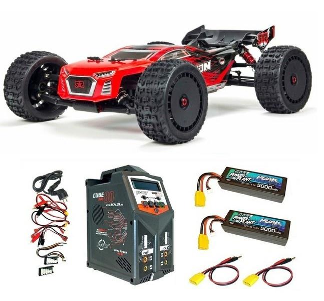 Arrma RC Talion V3 6S BLX 4WD Truggy 2.4GHz RTR 1:8