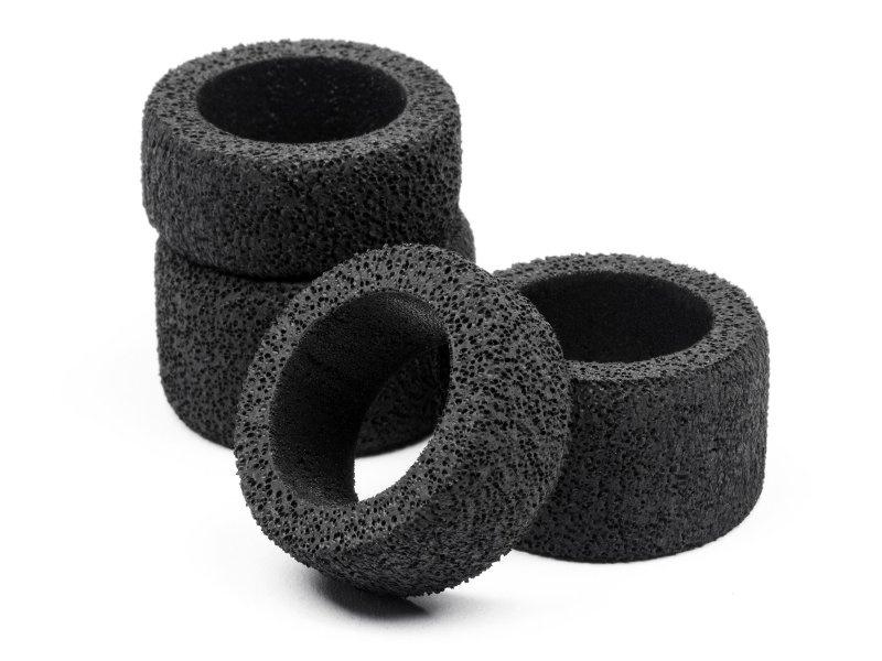 HPI Moosgummi-Reifen Set hart Q32, 4 Stück
