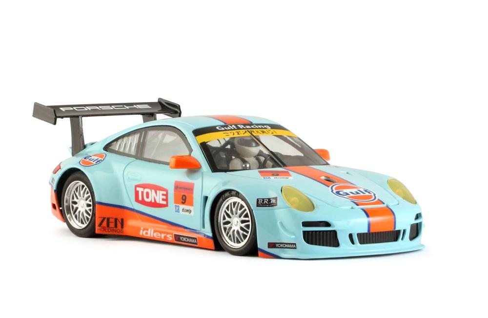 NSR Porsche 997 - Gulf Edition #9 - SW Shark 25.000 rpm