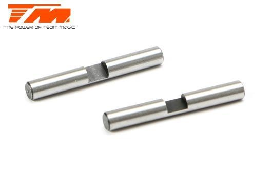 Team Magic Spare Part - SETH - Differential Bevel Shaft (2)